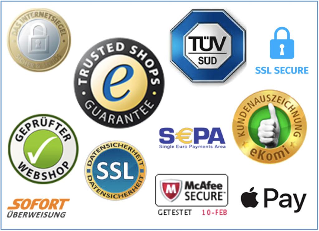 graphics: E-commerce certificates